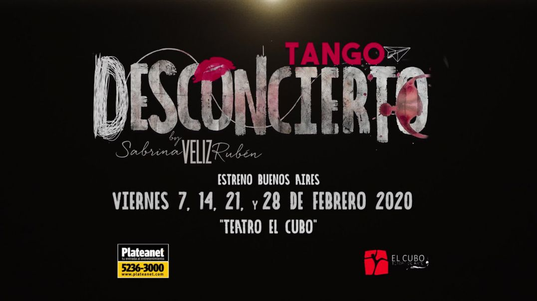 "❤ ""DESCONCIERTO""  TRAILER"