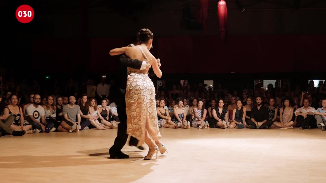 Yanina Quiñones and Neri Piliu – Ríe, payaso - Tango Roots  Festival Paris -
