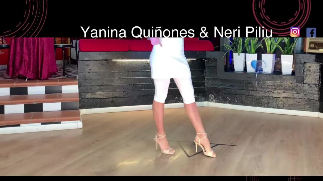 ⁣Musicality for embellishment part 2 - Yanina Quiñones - English Lessons -
