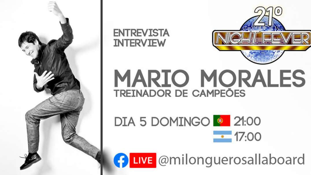 21ª Night Fever - Mario Morales