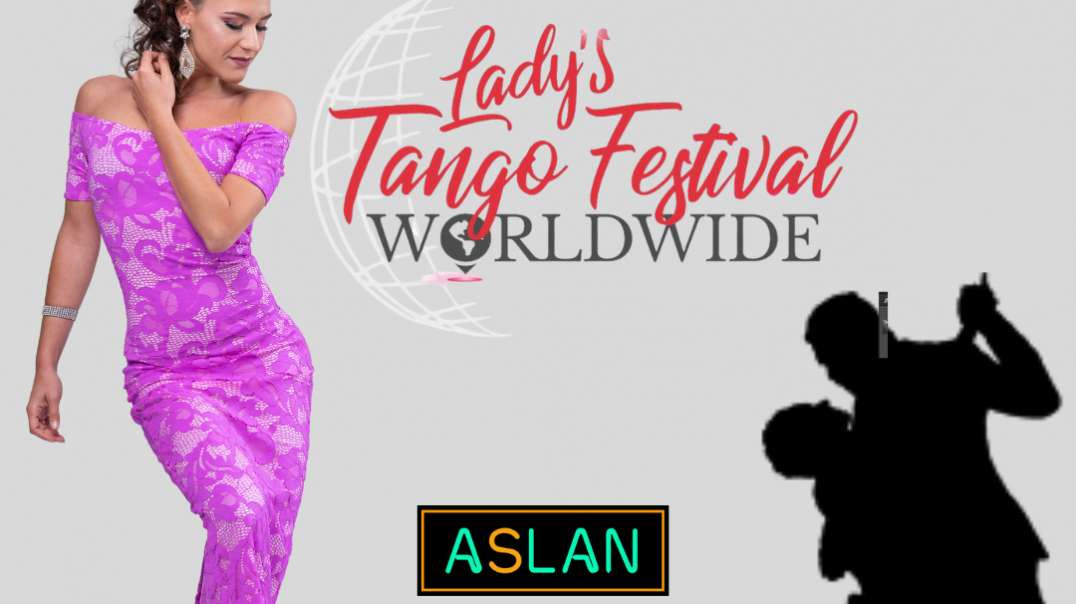 Ladys Tango Worldwide presents ⁣to Mirella Santos David  from Rijswijk - Netherlands