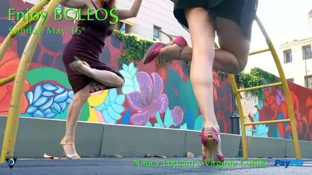 Nancy Louzan & Virgina Cutillo - Boleos